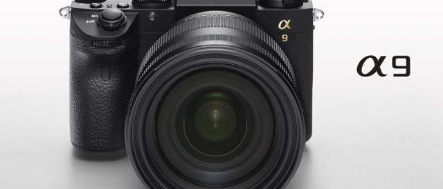 フルサイズ初4D FOCUS搭載、そのスピードで一瞬を切り取るミラーレス一眼カメラ「α9」の性能をじっくりとチェックしてみる。