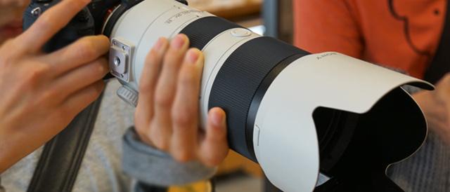 """ソニーストアでデジタル一眼カメラ""""α9""""の実機を触ってきたよ。(ファインダー見え続けながらの高速連写と高速AFと食いつきっぷりはマジで凄かった編)"""