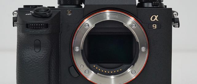 """デジタル一眼カメラ""""α9""""の感度特性を知りたい。 ISO感度ごとにα9、α7RⅡ、α7、α6500の4機種で夜間撮影比較してみた。"""