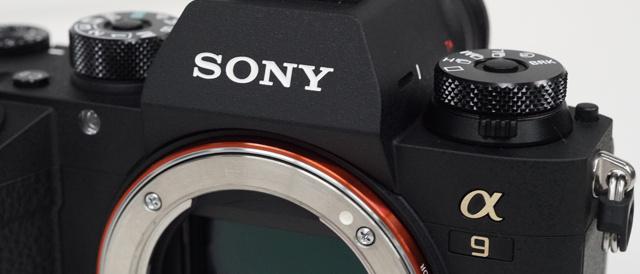 デジタル一眼カメラ α9 に最新ソフトウェアアップデート「Ver. 3.01」。SEL400F28GM対応、AF性能・機能改善、フラッシュ撮影時の性能・機能改善など。