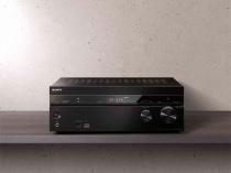 ソニー製では初の最新音声フォーマット「Dolby Atmos」と「DTS:X」に対応したマルチチャンネルインテグレートアンプ「STR-DN1080」を発売。