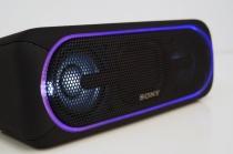 光と音を操ってDJ気分に浸れるワイヤレスポータブルスピーカー「SRS-XB40」が衝撃的におもしろい。