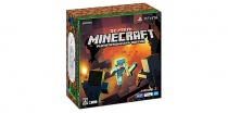 PS Vita刻印モデルとマインクラフト他特典がモリモリセットになった「PlayStation®Vita Minecraft Special Edition Bundle」を数量限定で発売。