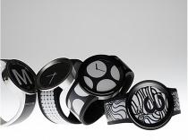 自分好みの柄が追加できるオシャレな時計「FES Watch U」、ソニーストア銀座/札幌/名古屋/大阪/福岡の直営店舗で取り扱いを開始。