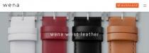電子マネーを備えたレザーバンドの「wena wrist leather」12月下旬登場。また、「wena wrist」ステンレスバンド単品と18mm/20mm/22mmのエンドピースを販売、お気に入りの時計との組み合わせが拡充。