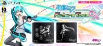 「PlayStation®4 初音ミク Project DIVA Future Tone DX スペシャルパック」を、2017年11月22日(木)にソニーストアで限定販売。PS4トップカバー単品販売も。