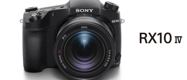 24mmから600mmの超高倍率ズームに、0.03秒の超高速AFや最大24コマ/秒の撮影ができるサイバーショット「RX10Ⅳ」を海外発表。