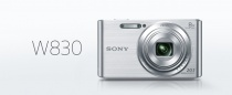 かんたんに扱えるコンパクトなデジタルスチルカメラのエントリーモデル「DSC-W830」、10月13日発売。