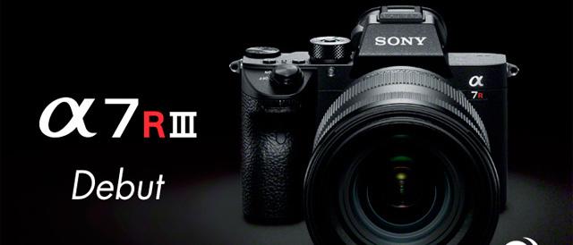 高解像度のまま低ノイズ化、高速・高精度AF&高速連写、5.5段分手ぶれ補正、とかもう進化の塊のデジタル一眼カメラ α7R III。もう性能比からして37万円が安く思える不思議。