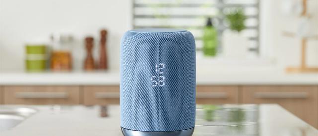 ソニー初のGoogle アシスタント搭載スマートスピーカー「LF-S50G」を2017年12月9日に発売。