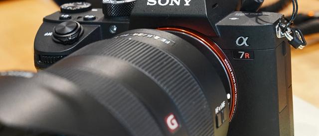 デジタル一眼カメラ α7RIII (ILCE-7RM3)の設定メニューをチェックする。(その1)