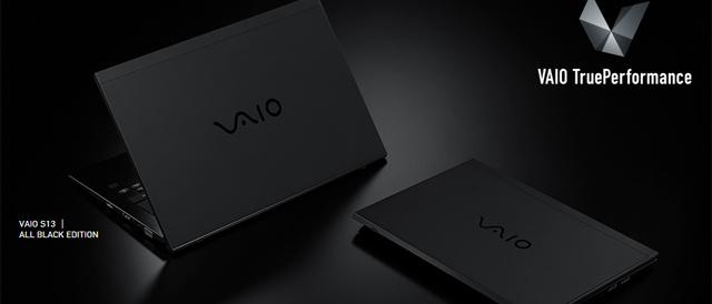 VAIO S11 / VAIO S13に、第8世代Coreプロセッサーを搭載、スペシャルエディションとして「ALL BLACK EDITION」が登場。