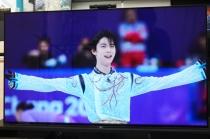 羽生くーん、昌磨くーん(*´Д`)ハァハァ 平昌オリンピックの感動が4Kの高画質でライブでも見逃し動画でも観られる「4Kハイブリッドキャスト配信」。