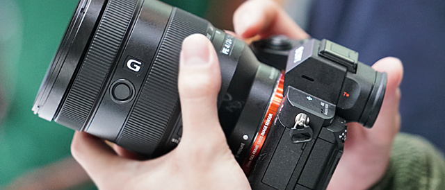 発売直前、CP+2018ソニーブースで試してきたデジタル一眼カメラ α7IIIをレビュー。これから先、撮る思い出も記録も、妥協しない失敗しないものにするミラーレスカメラ。