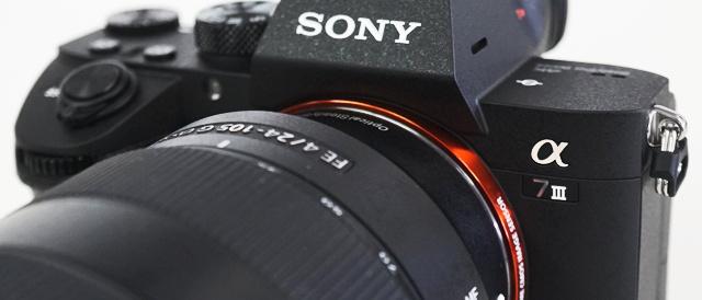 デジタル一眼カメラ α7III レビュー(その1)実機を触りながら、α7RIIIやα9との違いを調べてみる。