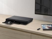 Dolby Vision 対応のUltra HD Blu-rayプレーヤー「UBP-X700」登場。4Kストリーミングコンテンツにも対応する場所をとらないコンパクトモデル。
