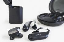 ワイヤレスオープンイヤーステレオヘッドセット 「Xperia Ear Duo(XEA20)」レビュー(その1)。耳の負荷が極端に少ない、周りの音が聞こえながら音楽を楽しめる新しいイヤホン。