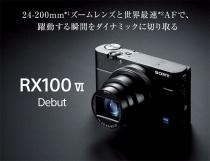 デジタルスチルカメラ「RX100VI(DSC-RX100M6)」が、138,880円+税 から 129,000円+税 へと値下げ。