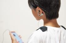 身につけていても違和感が少ない、まわりの音が聞こえつつ音楽を楽しめるオープンイヤーステレオヘッドセット「STH40D」レビュー。