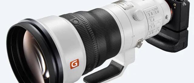 海外でフルサイズEマウント対応の、望遠レンズFE 400mm F2.8 GM OSS「SEL400F28GM」を発表。テレコンにも対応。