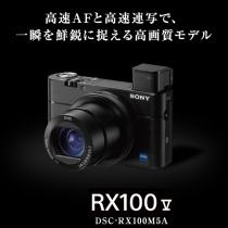 デジタルスチルカメラ サイバーショット 「RX100Ⅴ(RX100M5A)」、7月6日10時より先行予約販売開始。ソニーストアでお得に購入する方法と、新モデルの進化点をピックアップ。
