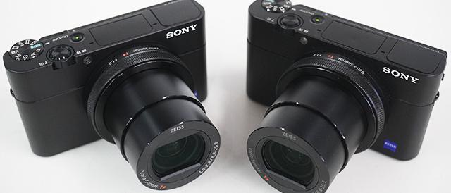 デジタルスチルカメラ「RX100V(DSC-RX100M5A)」、104,880円+税 から 99,819円+税 へと値下げ。
