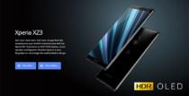 18:9の約6.0インチQHD+有機ELディスプレイ、Android 9(Pie)と新UIを搭載した「Xperia XZ3」をIFAで発表。