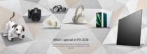 IFA 2018で登場した、ソニーの新モデルたち。(その2)BRAVIA MASTERシリーズ、音声アシスタントデモ、超高倍率ズームコンパクトデジタルカメラなど。