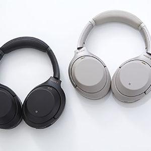 ワイヤレスと至高のノイズキャンセリングと高音質を堪能できるワイヤレスノイズキャンセリングヘッドホン「WH-1000XM3」登場。前モデル比で約4倍の処理能力の「高音質ノイズキャンセリングプロセッサー QN1」を搭載。