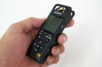 リニアPCM 96kHz/24bitのハイレゾ音源を録音再生できるコンパクトでリーズナブルなリニアPCMレコーダー「PCM-A10」。