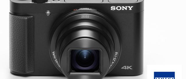 コンパクトボディに24-720mmの高倍率ズームレンズを搭載するデジタルスチルカメラ サイバーショット「DSC-HX99 / WX800 / WX700」の3機種登場。