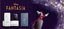 ディズニー映画「ファンタジア」デザインのソニーストア限定モデル「ウォークマン® 〔Disney FANTASIA〕」を期間限定で販売。