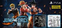 ソフト同梱の「PS4用トップカバー JUMP FORCE Edition」、2019年2月14日(木)に数量限定で発売。