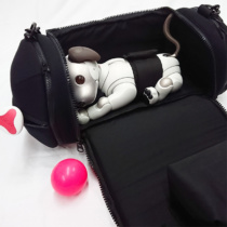 aibo専用のキャリーバッグがそろそろ出てきて欲しい。