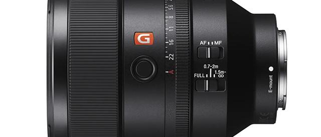 G Masterレンズ 大口径望遠単焦点レンズ FE 135mm F1.8 GM 「SEL135F18GM」を3月5日(火)10時より先行予約販売開始。ソニーストアでお得に購入する方法。