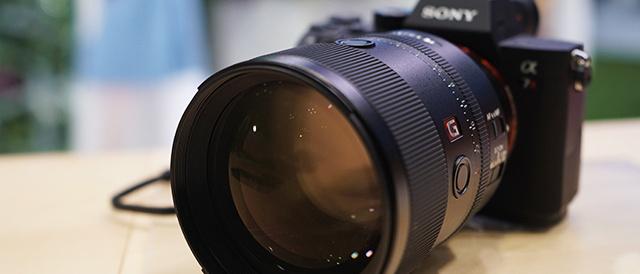 G Masterレンズ 大口径望遠単焦点レンズ FE 135mm F1.8 GM 「SEL135F18GM」を「CP+2019」ソニーブースで触ってきたレビュー。