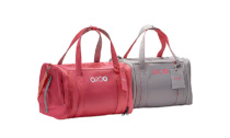ついに発売決定!aiboキャリーバッグは、ピンクとグレーの2色展開。