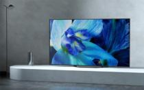 4K有機ELテレビ BRAVIA 65インチ「KJ-65A8G」が35万円+税、55インチ「KJ-55A8G」が19万5千円+税へと値下げ。特典クーポンを駆使すればさらに安価に購入可能。