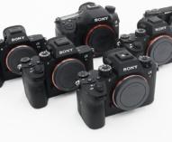 デジタル一眼カメラ α9 / α7RIII / α7III / α7RII / α7SII / α7II / α6500 / α99II の8モデルに、最新ソフトウェアアップデート。動作安定性の向上。
