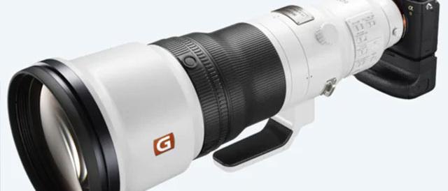 海外でフルサイズEマウント対応の超望遠レンズ FE 600 mm F4 GM OSS「SEL600F40GM」を発表。テレコンにも対応。<追記:国内でも発表!>