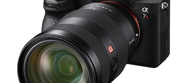 デジタル一眼カメラ α7RIV、縦位置グリップ「VG-C4EM」、ショットガンマイクロホン「ECM-B1M」、XLRアダプターキット「XLR-K3M」を7月23日(火)10時より先行予約販売開始。ソニーストアでお得に購入する方法。