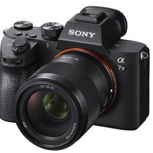 海外で、コンパクトで軽量なフルサイズEマウントレンズ  FE 35mm F1.8 「SEL35F18F」を発表。<追記:国内でも発表!>