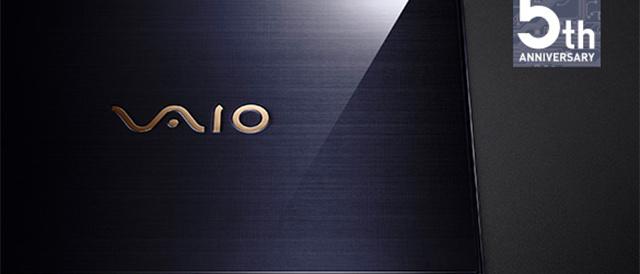 VAIO株式会社 設立5周年記「VAIO SX12」開発トークショー開催、VAIO S11(2017年モデル)を大幅値下げした「OUTLETモデル」を数量限定販売。