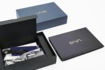VAIO 5th Annieversary 勝色特別仕様カラーを全力で守りたい!まずはVAIO SX14に、液晶保護フィルムとトラックパッド用保護フィルムを貼ってみる。