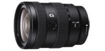 高解像と小型軽量を両立した大口径標準ズームレンズ E 16-55mm F2.8 G 「SEL1655G」を10月25日発売。ソニーストアでは、9月3日10時から先行予約販売開始。