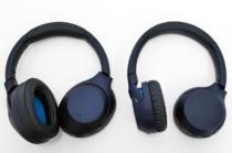 重低音とノイズキャンセリング機能と Bluetoothワイヤレスリスニングを楽しめるEXTRA BASSシリーズ「WH-XB900N」、コンパクト&重低音モデルの「WH-XB700」。