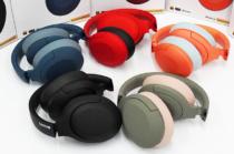 ノイズキャンセリングとハイレゾ音源を楽しめる5色のカラバリ展開 ワイヤレスノイズキャンセリングステレオヘッドセット h.ear on 3 Wireless NC「WH-H910N」