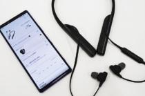 強烈なノイズキャンセリング性能と音質のクオリティを持ったネックバンドタイプのワイヤレスノイズキャンセリングステレオヘッドセット「WI-1000XM2」レビュー。キャリングケース含めての持ち運びやすいコンパクトさが使いたいシーンを増やす。