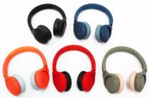 ノイキャンなしのコンパクト軽量なワイヤレスステレオヘッドセット h.ear on 3 Mini Wireless 「WH-H810」。小さくてもLDACやDSEE HXを搭載。