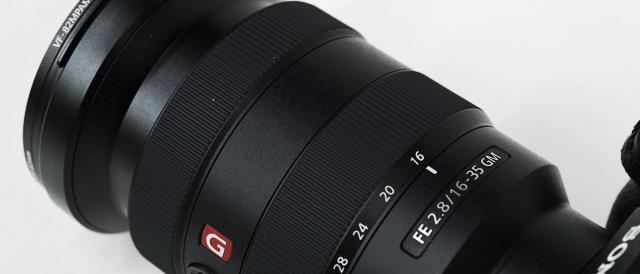 """FE 16-35mm F2.8 GM「SEL1635GM」の一部の製品で、""""レンズ装着時にカメラが操作を受け付けない""""もしくは""""カメラの画面が正常に表示されない""""事象を確認、無償修理対応。"""